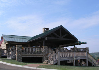 Commercial Construction Management and Build out of beautiful Arrington Vineyards facility