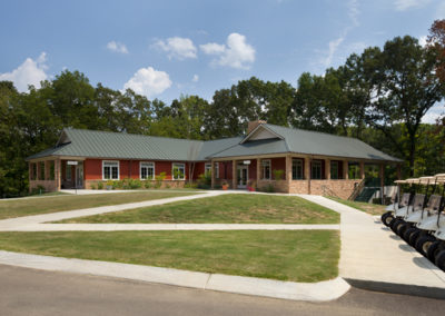 Commercial Construction - Montgomery Bell State Park Golf Pro Shop