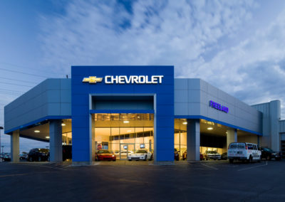 Freeland Chevrolet Dealership