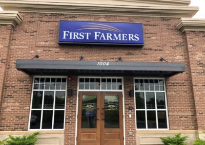 First Farmers Entrance